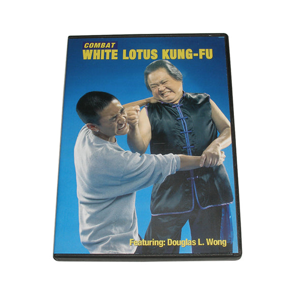 Combat White Lotus Chinese Kung Fu DVD Wing Chun Five Animals Douglas Wong