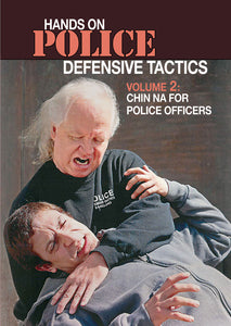 Police Defensive Tactics #2 Chin Na DVD Don Baird Brent Ambrose law enforcement
