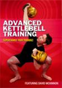 Advanced Kettlebell Training For MMA #2 DVD David Morrison mixed martial arts