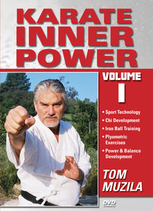 Karate the Inner Power #1 ki chi DVD Tom Muzila plyometric concepts for speed