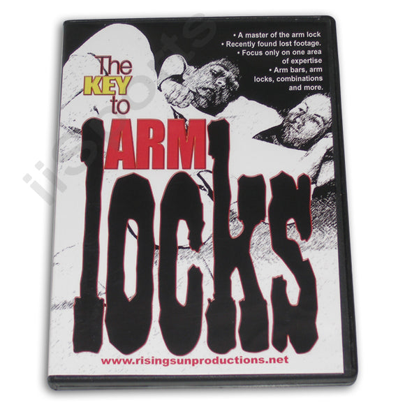 The Key to Arm Locks DVD Bill Nauta