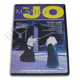 Aikido Morihito Saito - the Jo Staff DVD B/W & Color