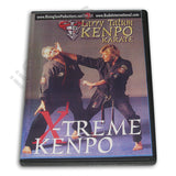 X-Treme Kenpo Karate DVD by Larry Tatum