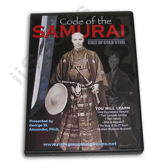 Code of the Samurai DVD George Alexander