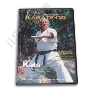 Shotokan Karate-Do Kata DVD Dalke