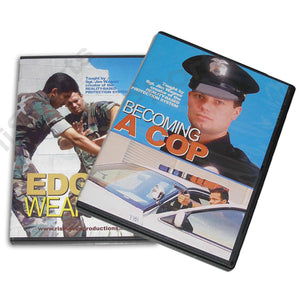 Becoming a Cop 2 DVD Set Jim Wagner