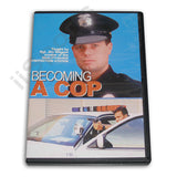 Becoming a Cop DVD Jim Wagner
