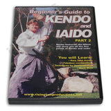 Beginner's Guide to Kendo & Iaido #2 DVD Jim Wilson