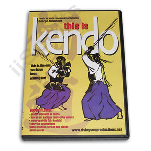 This Is Kendo DVD Alexander