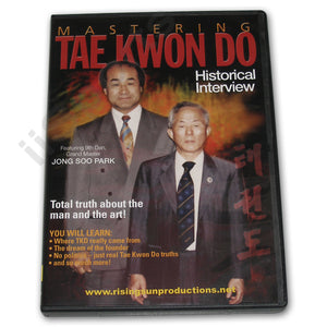 Mastering Tae Kwon Do Historical DVD Park
