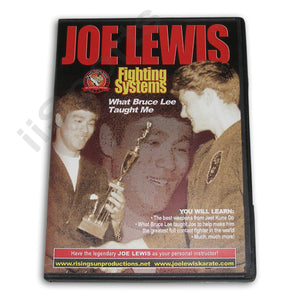 Joe Lewis Fighting Bruce Lee #16 DVD