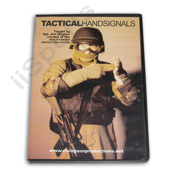 Tactical Hand Signals DVD Wagner