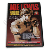 Joe Lewis Fighting Control Firing Line DVD