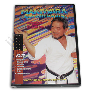 Traditional Okinawan Makiwara Cond. DVD Ota