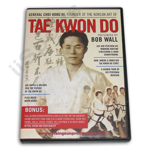 Tae Kwon Do DVD General Choi Hong Hi