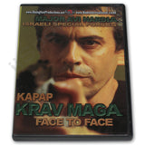 Krav Maga Beginners Kapap Krav Panim Face to Face DVD Major Avi Nardia