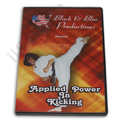 Applied Power Kicking DVD David Douglas