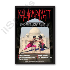 Kalarripayatt India Most Ancient Martial Art DVD