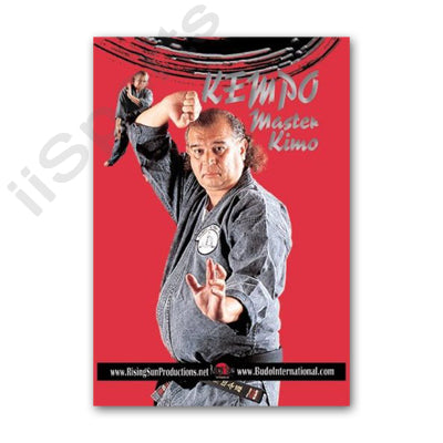 Kimo Ferreira Kempo Karate DVD Hawaiian Martial Arts