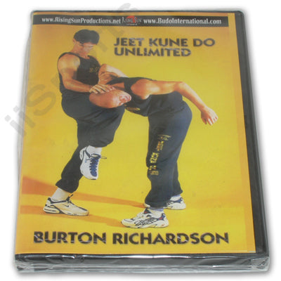 Jeet Kune Do Unlimited DVD Burton Richardson