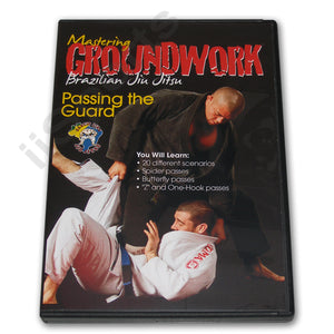 Mastering Groundwork Jiu Jitsu PASSING GUARD #4 DVD Lira