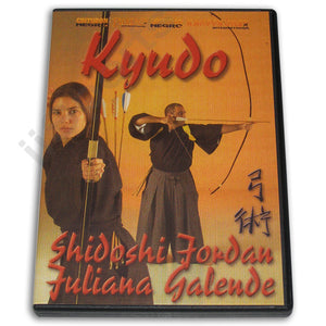 Kyudo Japanese Archery DVD Jordan Juliana Galende  NO ENGLISH!