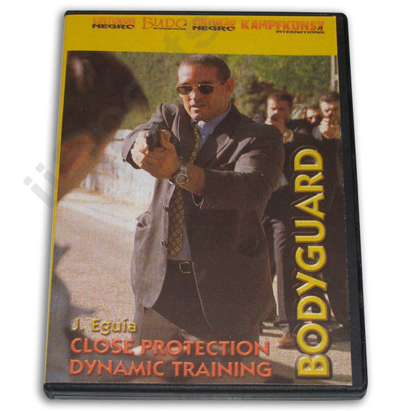 Bodyguard Close Protection Dynamic Training DVD Eguia