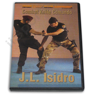 Combat Knife Commando DVD J.L. Isidro