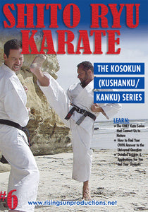 Shito Ryu Karate #6 Cracking Code of Kata Kosokun DVD Billimoria
