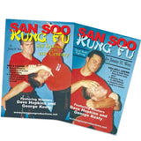 Kung Fu San Soo of Jimmy Woo 2 DVD Set Dave Hopkins, George Kosty