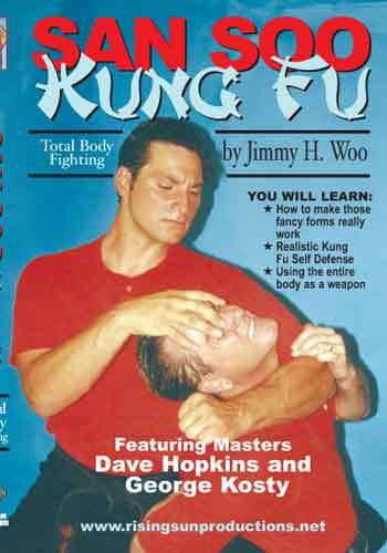 San Soo Kung Fu Total Body Fighting #2 DVD Dave Hopkins & George Kosty