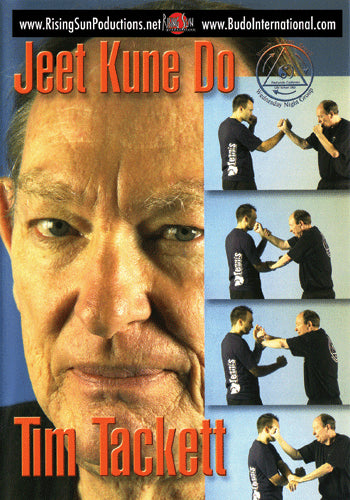Jun Fan Jeet Kune Do Tim Tacket 2 DVD Set
