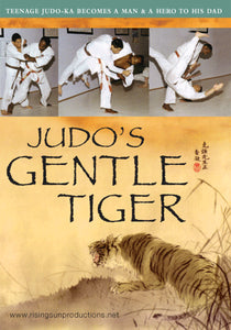 Judo's Gentle Tiger movie DVD 1970s karate kid