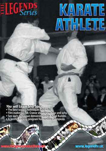The Karate Athlete DVD