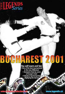 Bucharest 2001 Real Shotokan Action DVD