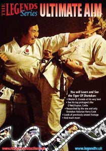 KUGB Shotokan Karate Ultimate Aim DVD