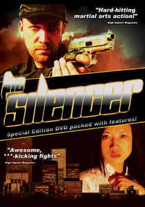 The Silencer movie DVD