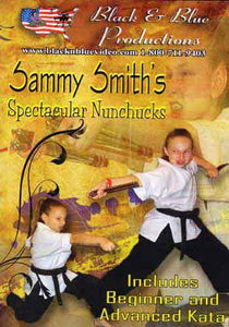 Tournament Karate Nunchaku Forms Kata DVD Sammy Smith