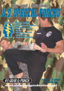US Special Forces H2H Combinations DVD