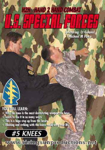 US Special Forces H2H Knees DVD