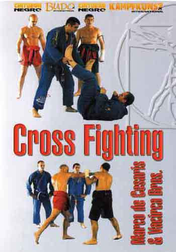 Vale Tudo Cross Fighting DVD Vacirca DeCesaris