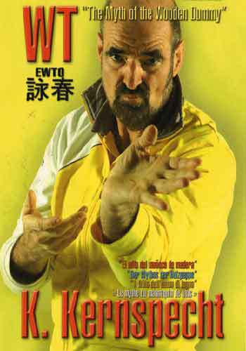Wing Tsun Myth of Wooden Dummy DVD Kernspecht