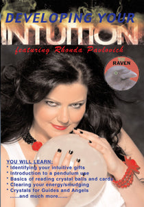 Developing your Intuition DVD Rhonda Pavlovich internal energy