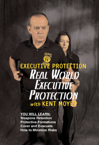 WPG Real World Executive Protection DVD Moyer