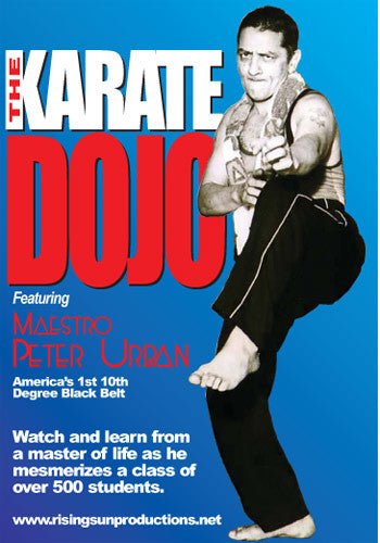 Karate Dojo Part #1 The Punch DVD Urban