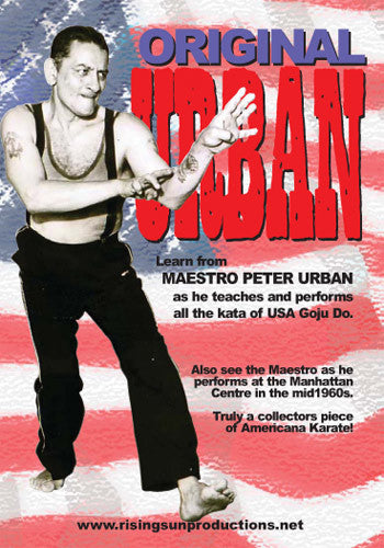 Original Peter Urban DVD Goju Do 1979