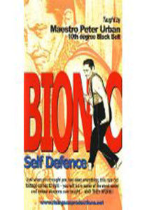 Bionic Self Defense DVD Peter Urban