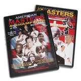 Martial Arts Masters 2 DVD Set 1917 - 2003