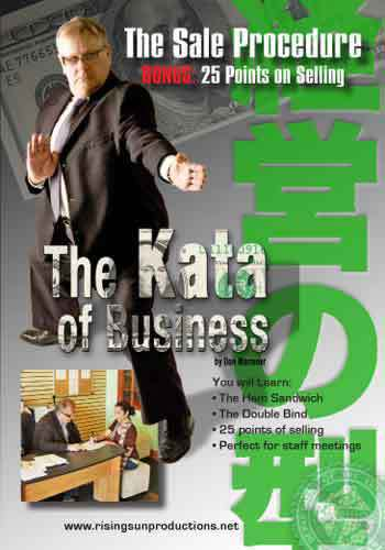 Kata of Business Sales Procedure DVD