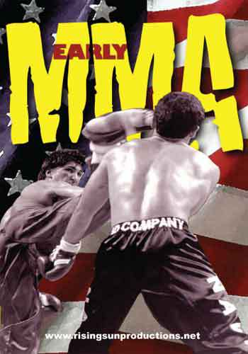 Early MMA Mixed Martial Arts DVD